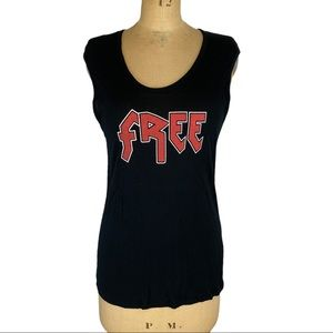 Wilfred Free Relaxed Graphic Tank Top Size S